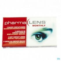Pharmalens Monthly -0,75 3