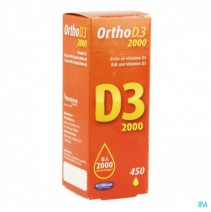 Ortho D3 2000 20ml Orthonat,Ortho D3 2000 20ml Ort