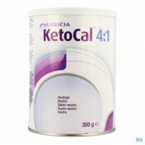 Ketocal 4/1 Neutraal 300g Verv.2660108,Ketocal 4/1