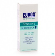 Eubos Douche Olie F Sensitive 200ml,Eubos Douche O