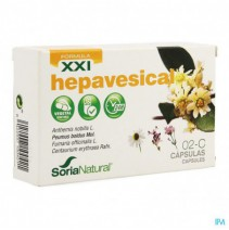 Soria 2-c Hepavesical XXI Caps 30,Soria 2-c Hepave