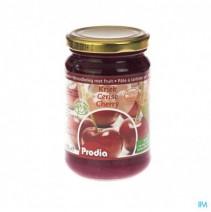Prodia Broodbeleg Krieken + Maltitol 300g 6188