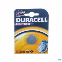 Duracell Dl/cr 2450 Diam24mm Ep50mm,Duracell Dl/cr
