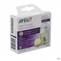 Philips Avent Hoes Glazen Zuigfles 120ml