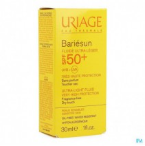Uriage Bariesun Ip50+ Ultra Licht Emulsie 30ml,Uri