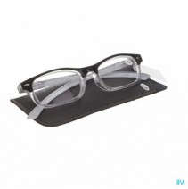 Pharmaglasses Leesbril Diop.+4.00 Grey,Pharmaglass
