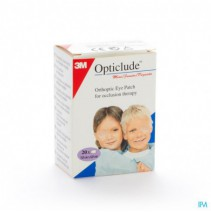 Opticlude Oogpleister Junior 63mm X 48mm