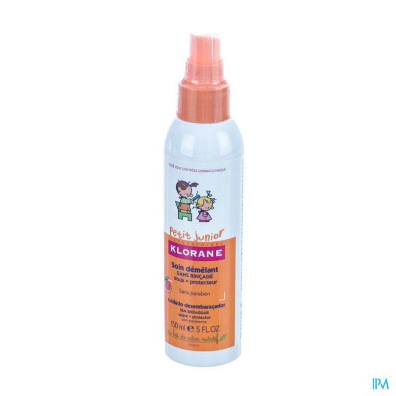 Klorane Petit Junior Spray Ontwarren 125ml,Klorane