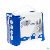 Id Pants M Plus 14