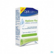 Opticalmax Hyaluron Plus 1x10ml,Opticalmax Hyaluro