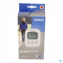 Omron Walking Style Iv Stappenteller Wit,Omron Wal