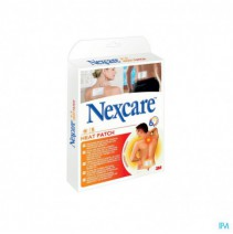 N2005p Nexcare Heating Patch 5 Zelfverwarmende Kom