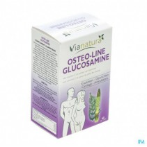 Via Natura Osteo Line Glucosamine Tabl 6x10