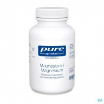Pure Encapsulations Magnesium Glycinaat Caps 90,Pu