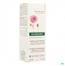 Klorane Capillaires Spray Sos Irrit.pivoine 65ml,K