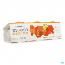 Resource Dessert Fruit App.-aardb. 3x125g 12332829