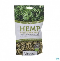 Vitanza Hq Superfood Hemp Raw Seeds Bio 200g