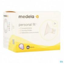 Medela Personal Fit Borstschild Xxl 36mm 2,Medela