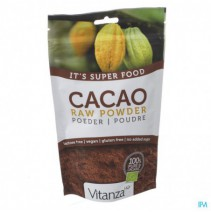 Vitanza Hq Superfood Cacao Raw Pdr Bio 200g