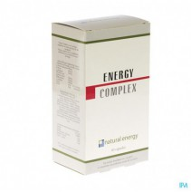 Energy Complex Natural Caps 60,Energy Complex Natu