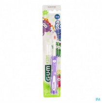 Gum Kids Tandenb 3-6j 901,Gum Kids Tandenb 3-6j 90