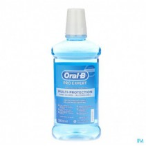 Oral B Multiprotection Mondwater 500ml,Oral B Mult