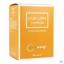 Curcuma Complex Natural Energy Caps 90,Curcuma Com