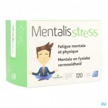 Mentalis Stress Caps 120,Mentalis Stress Caps 120