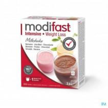 Modifast Intensive Milkshake 3-pack Aar-choco-ban.