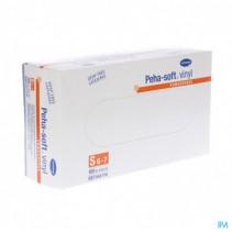 Peha Soft Handschoen Vinyl Poedervrij S 9421708
