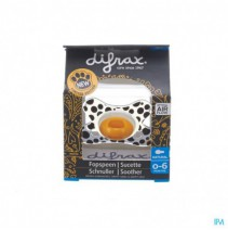 Difrax Fopspeen Natural 0-6 Special Edition