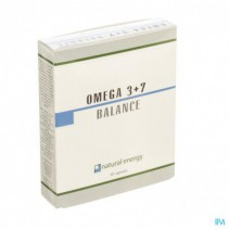 Omega 3+7 Balance Natural Energy Caps 40,Omega 3+7