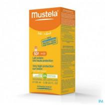 Mustela Bb Sl Melk Zeer Hoge Bescheming 50+ 100ml,