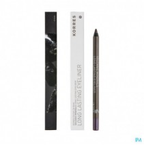 Korres Km Eye Pencil Volcanic Miner.04 Purple