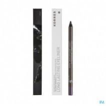 Korres Km Eye Pencil Volcanic Miner.04 Purple