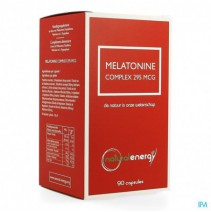 Natural Energy Melatonine Complex Caps 90,Natural