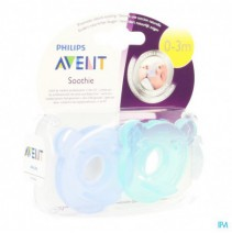 Philips Avent Fopspeen Soothie 2,Philips Avent Fop