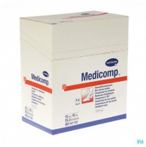 Medicomp Kp Ster 4pl 10x 10cm 25x2 4217257,Medicom