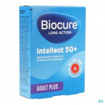Biocure Long Action Intellect 50+ Comp 30,Biocure