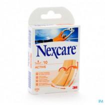 N1070b Nexcare Active Strips Band 10cm X 6cm,N1070