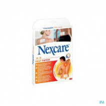 N2002p Nexcare Heating Patch 2 Zelfverwarmende Kom