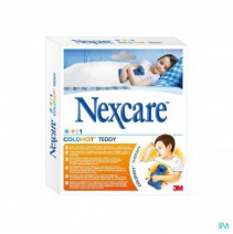 N1579 Nexcare Coldhot Kruik Fluweelzacht Teddy,N15