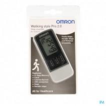 Omron Walking Style Pro 2.0 Hj322ue Stappenteller,