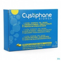 Cystiphane Biorga Comp 60