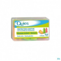quies-oordoppen-mousse-fluo-3-paar