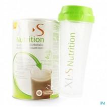 xls-nutrition-chocolade-400g-plus-shaker