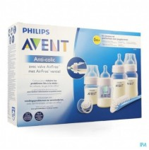 Philips Avent A-colic Kit Starterset Scd807-00