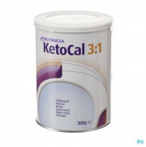 Ketocal 3/1 Pdr 300g,Ketocal 3/1 Pdr 300g