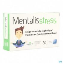 Mentalis Stress Caps 30,Mentalis Stress Caps 30