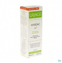 Uriage Hyseac K18 Tube 40ml,Uriage Hyseac K18 Tube